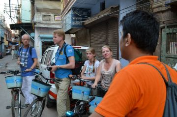 Delhi By Cycle Tour