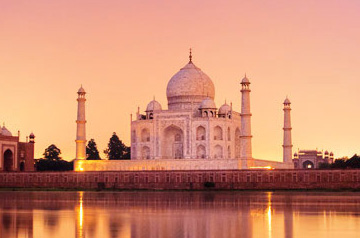 Same Day Agra Taj Mahal Private Tour from Delhi by Car